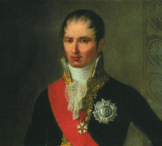 Thierry Lentz, Joseph Bonaparte, Perrin