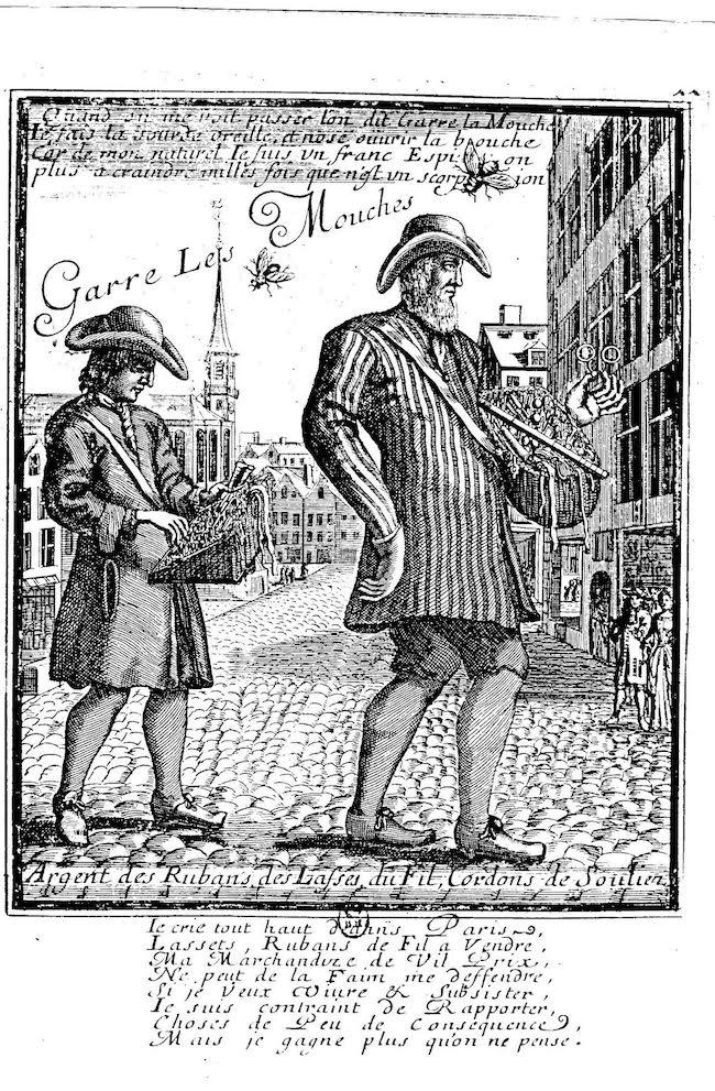 Vincent Milliot, « L'admirable police », Tenir Paris au siècle des Lumières, Champ vallon