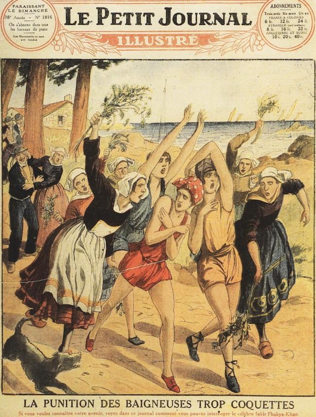 Christophe Granger, La saison des apparences : naissance des corps d'été