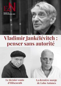 En attendant Nadeau Jankélévitch Hilsenrath Lobo Antunes