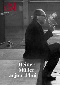 En attendant Nadeau Numéro 78 Heiner Müller Version PDF