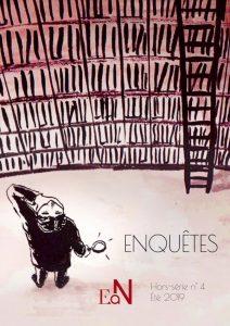 Dossier Enquêtes Hors-série numéro 4 En attendant Nadeau