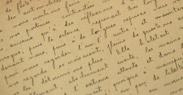 Partnership : le manuscrit caché de Julien Gracq