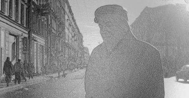 Wolf Wondratschek, Autoportrait au piano russe