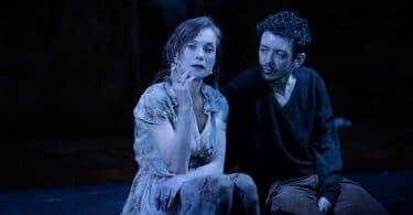 Tennessee Williams, La ménagerie de verre. Mise en scène d'Ivo van Hove. Odéon-Théâtre de l'Europe