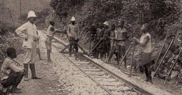Kongo, Kolonie, Kafka : fragment d'une histoire coloniale