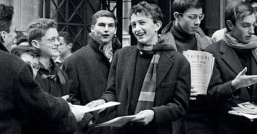 André Tubeuf, Les années Louis-le-Grand