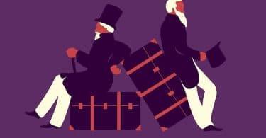 William Wilkie Collins et Charles Dickens, Lazy Tour. Les pérégrinations paresseuses de deux apprentis oisifs.