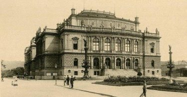 Jiří Weil, Mendelssohn est sur le toit