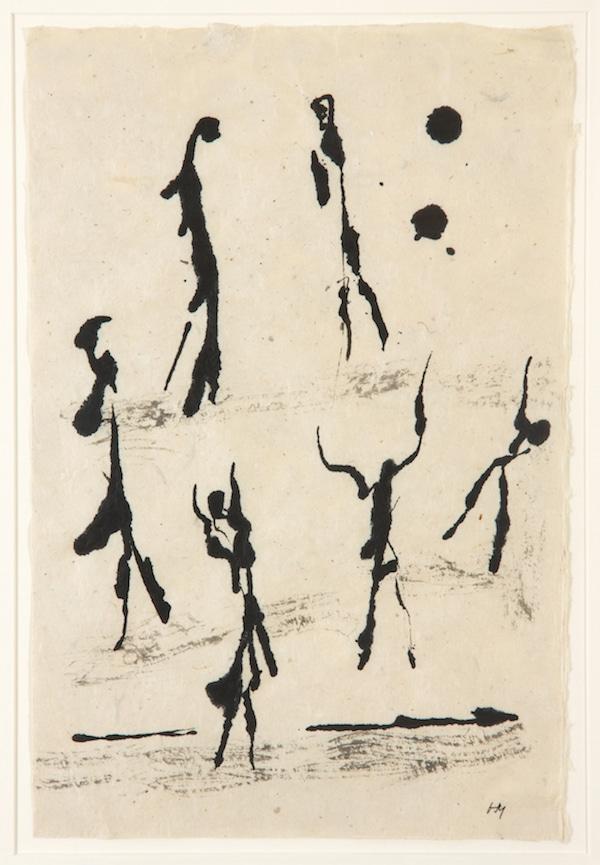 Exposition Henri Michaux