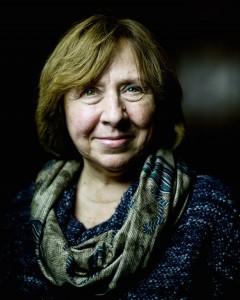 Svetlana Alexievitch ©Jean-Luc Bertini