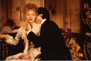 Michelle Pfeiffer et Daniel Day-Lewis dans Le Temps de l'innocence ©Philip Caruso/Columbia Pictures