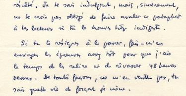 Albert Paraz Pascal Pia Papiers retrouvés
