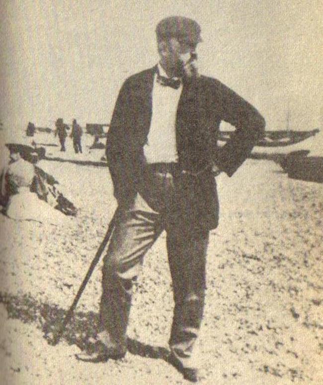 Henry James en 1897