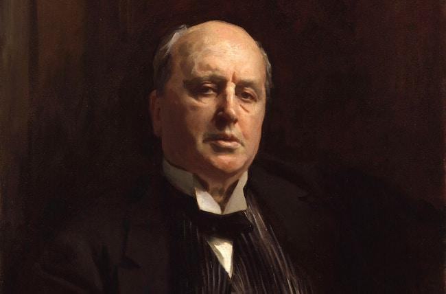 Henry James peint par John Singer Sargent (1913)
