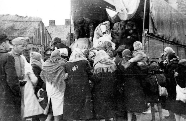 deportation juifs thrace