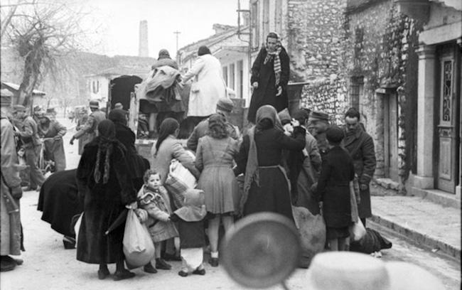 Deportation juifs macedoine