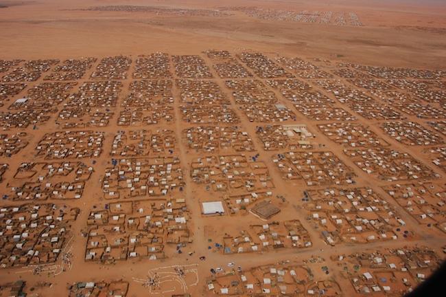 El Fasher, capitale de la province du Darfour Nord, au Soudan