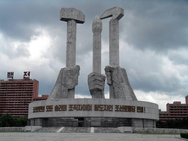 Corée du nord pyongyang