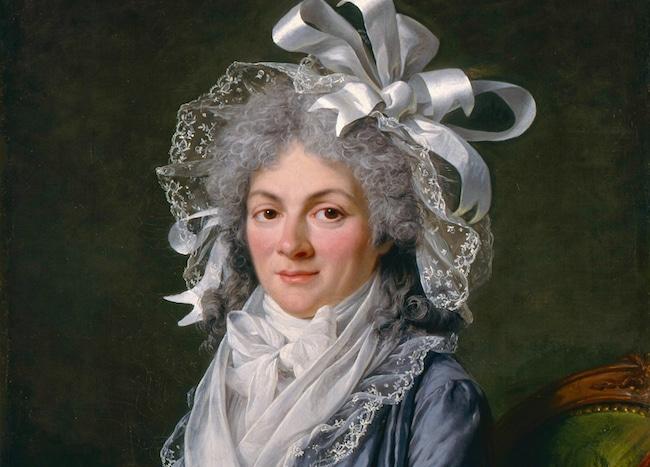 Madame de Genlis lejeune journal intime