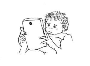 désastre de l'école numérique pour une école sans écrans