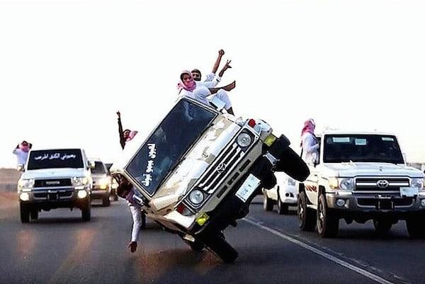 rodéos arabie saoudite