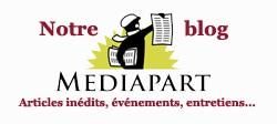 Notre blog sur mediapart