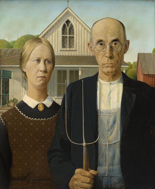 La peinture américaine des années 1930 : « The Age of Anxiety », Musée de l'Orangerie, 12 octobre 2016-30 janvier 2017