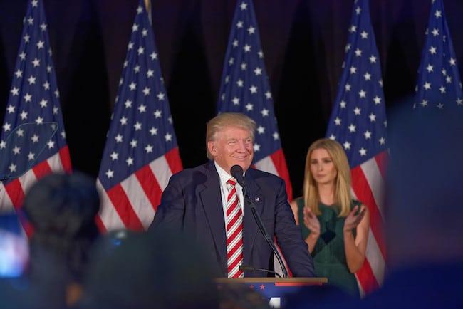 Donald Trump Alexander Stille