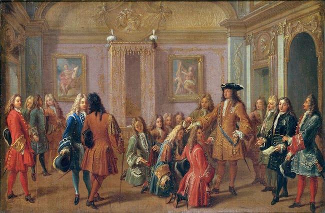 Fanny Cosandey, Le rang. Préséances et hiérarchies dans la France d'Ancien Régime
