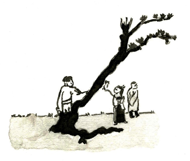Su Tong, Le dit du loriot, Seuil