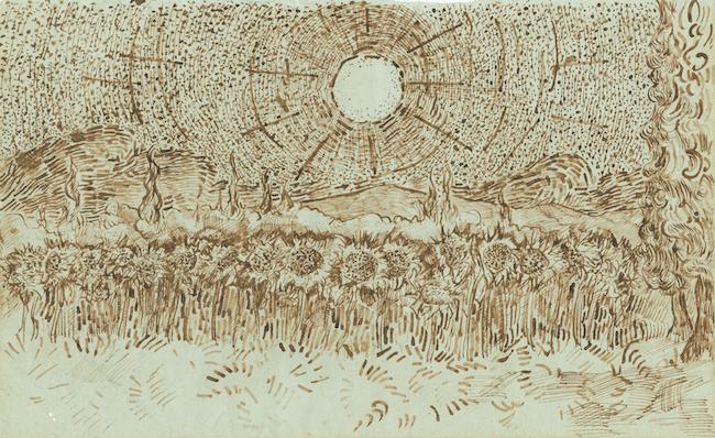 Vincent Van Gogh, Le brouillard d'Arles : carnet retrouvé, Seuil