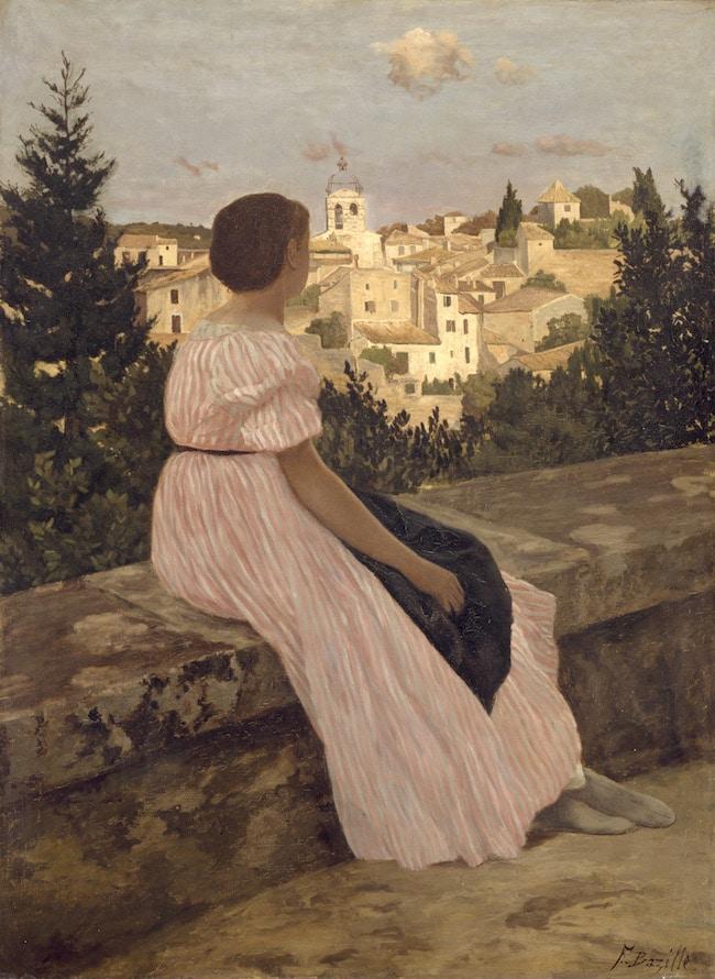 Frédéric Bazille. La jeunesse de l'impressionnisme. Musée d'Orsay