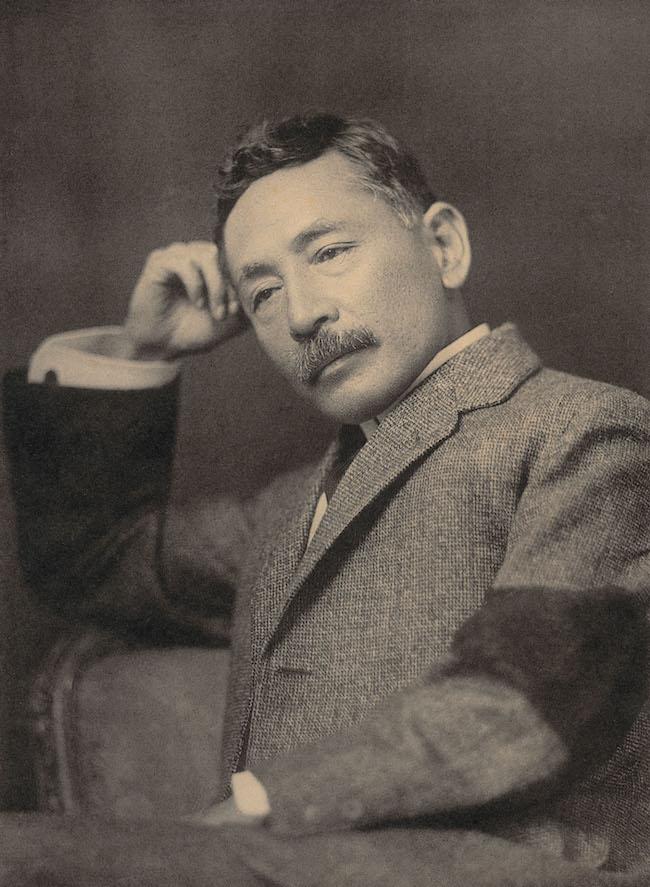 Japon Maurice Mourier en attendant Nadeau