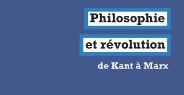 Sthatis Kouvelakis, Philosophie et révolution. De Kant à Marx, La Fabrique