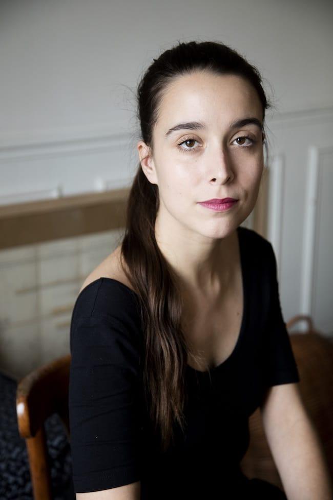 Nina Leger, Mise en pièces, Gallimard