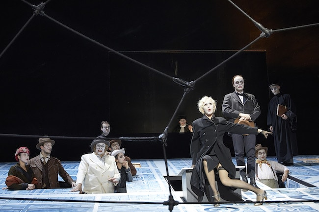 Bertolt Brecht, La résistible ascension d'Arturo Ui, Comédie française