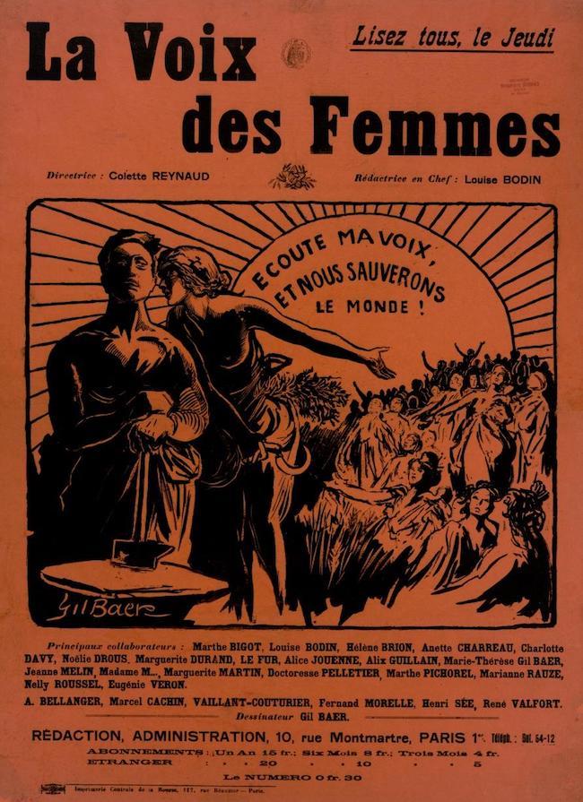 Christine Bard et Sylvie Chaperon (dir.), Le dictionnaire des féministes : XVIIIe-XXIe siècles, PUF