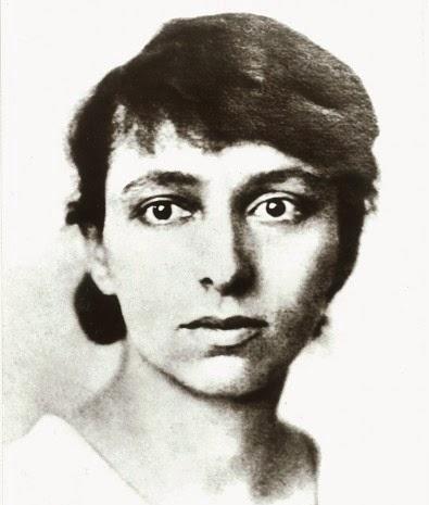 Marché de la poésie Gertrud Kolmar