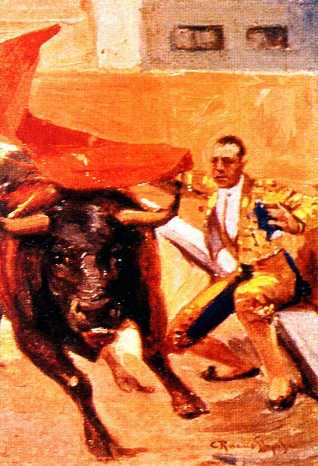 Ignacio Sánchez Mejías, L'amertume du triomphe