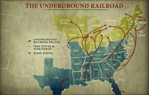 Colson Whitehead, Underground Railroad