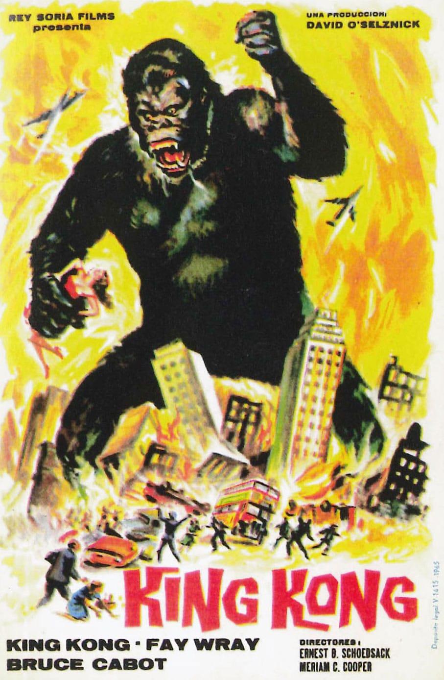 Michel Le Bris, Kong