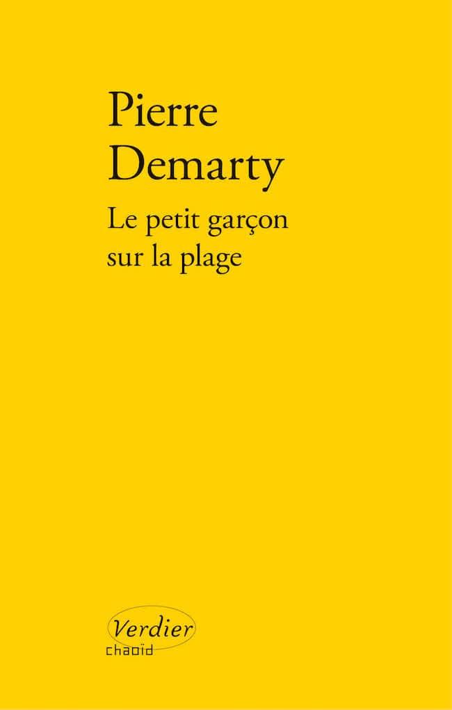 Pierre Demarty, Le petit garçon sur la plage