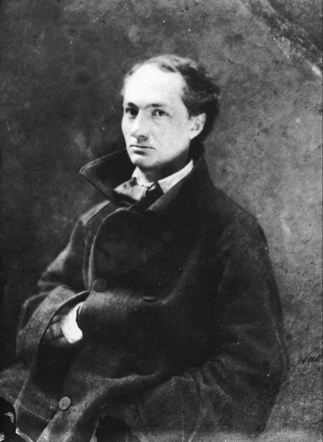 Marie-Christine Natta, Baudelaire