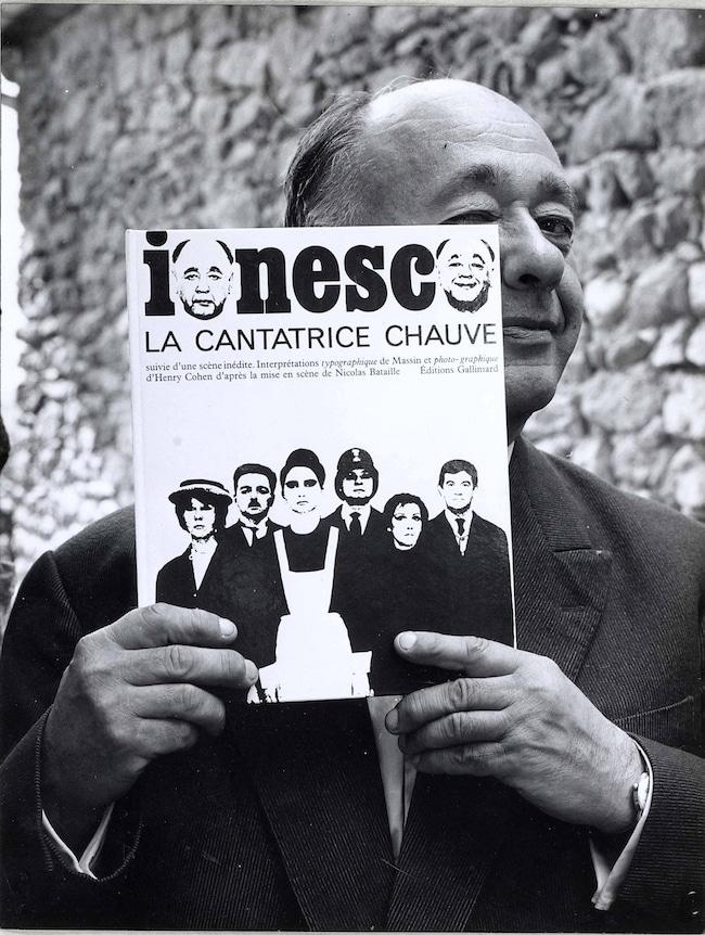Eugène Ionesco, Le blanc et le noir