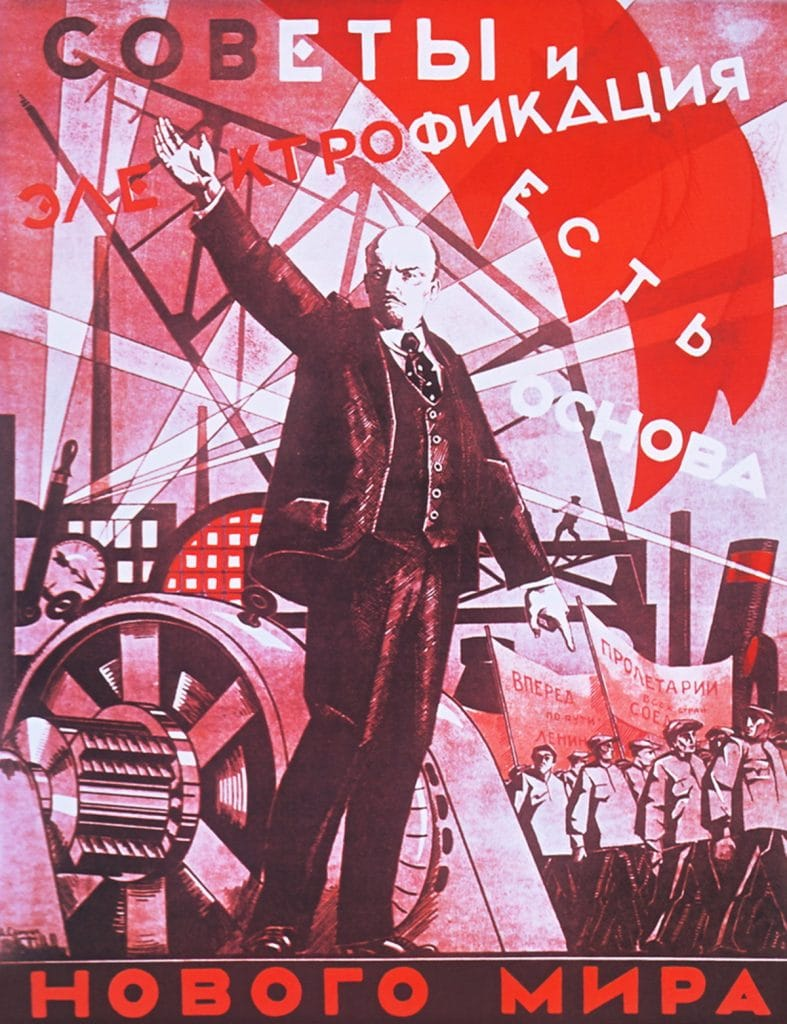 Révolution octobre 17 En attendant Nadeau