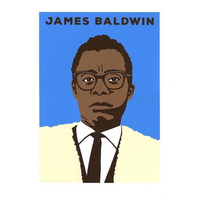 James Baldwin et Raoul Peck, I AM NOT YOUR NEGRO