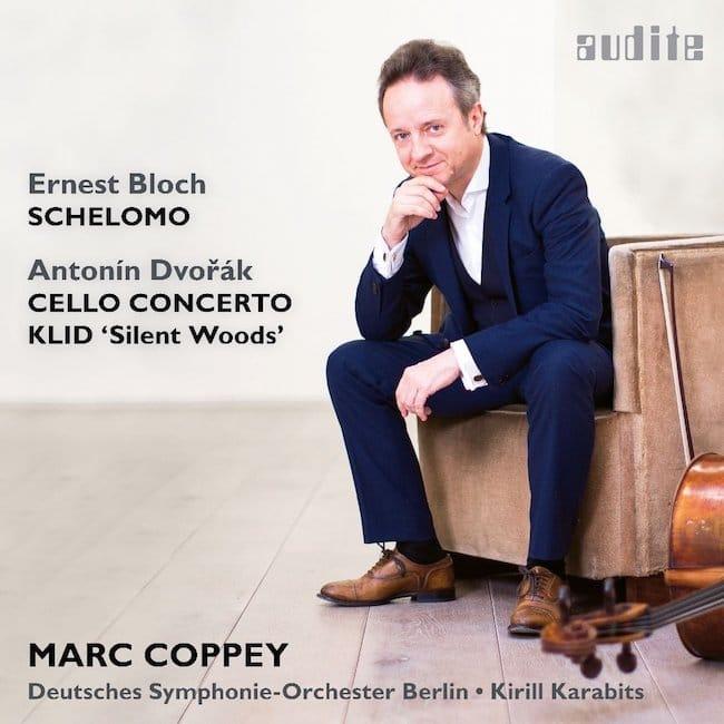 Exiles. Bloch-Korngold. Ophélie Gaillard, violoncelle