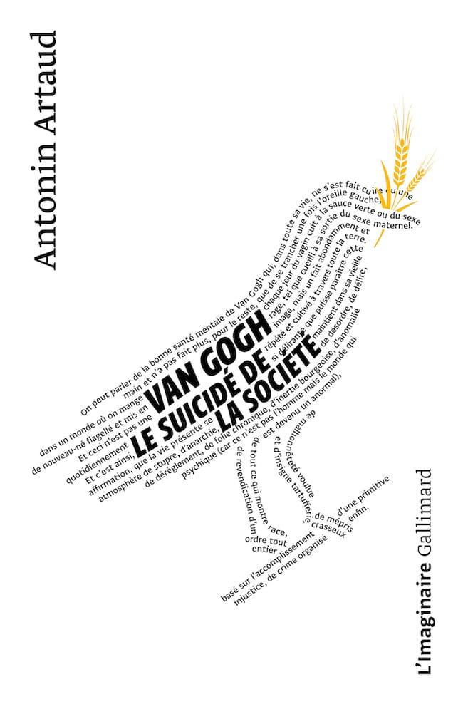 Antonin Artaud, Van Gogh le suicidé de la société