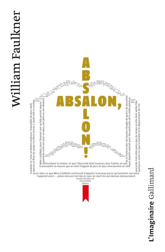 William Faulkner, Absalon, Absalon !